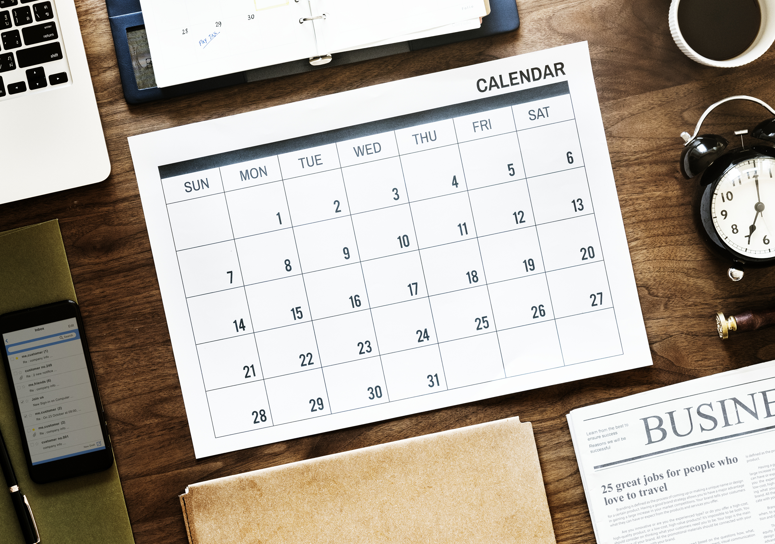 , 2019 Special Calendar Dates for eCommerce Promotion, Referrals Support and Blog