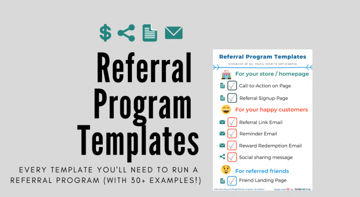 , Awesome Examples on Choosing Your Referral Program Incentives (With 20+ Real Examples!), Referrals Support and Blog
